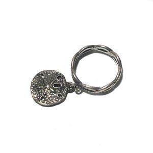 James Avery Ring Sterling Silver Sand Dollar